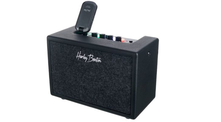Harley Benton Airborne Go Bluetooth