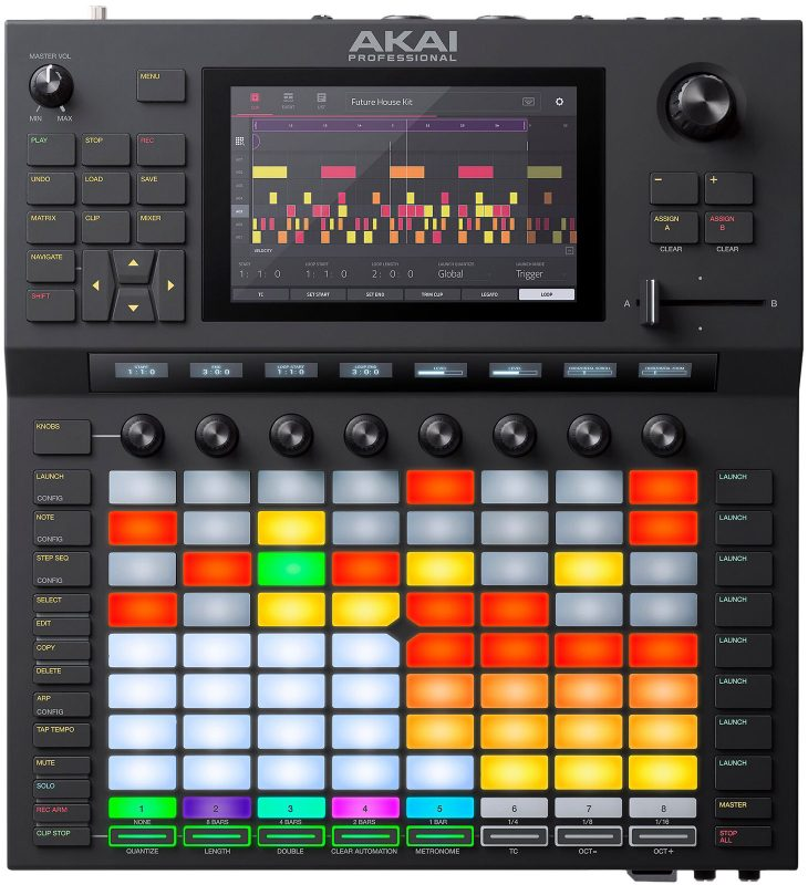 Akai Force Groovebox