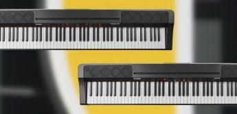 Neue Einsteiger-Pianos: Alesis Prestige und Prestige Artist