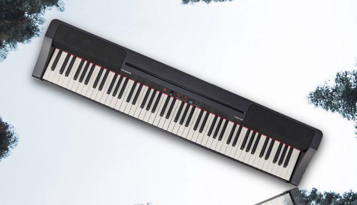alesis prestige piano test