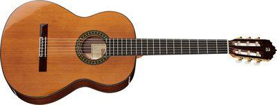 Alhambra Konzertgitarre
