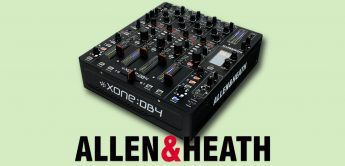 Alle Allen & Heath DJ-Mixer & DJ-Controller der XONE-Serie