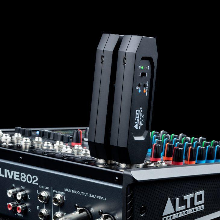 Test: Alto Professional Bluetooth Total 2 und Ultimate