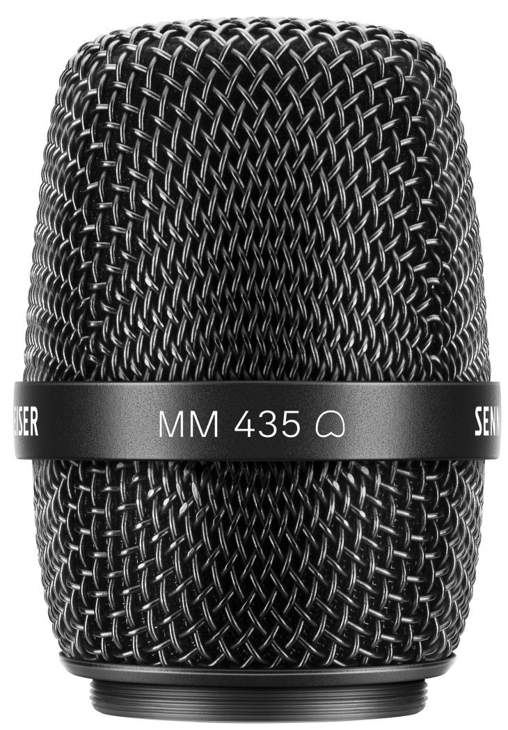 Test: Sennheiser MD 435 Gesangsmikrofon