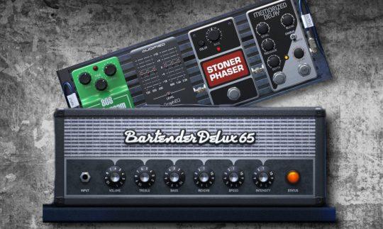 Test: Audified ampLion 2 Rock Essentials, Gitarre Plugin