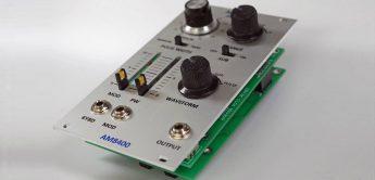 AMSynth AM8400, Eurorack-VCO nach Roland Jupiter-4