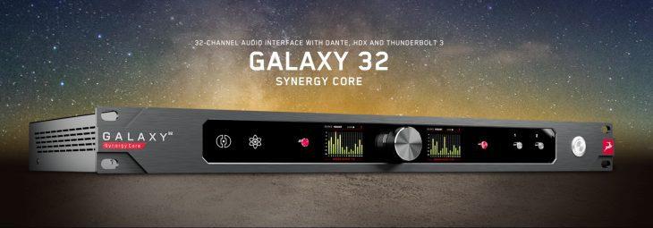 anteLOPE audio GALAXY 32 syngery core
