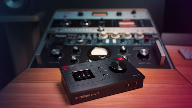Antelope Audio Zen Go Synergy Core, USB 2.0-Audiointerface test