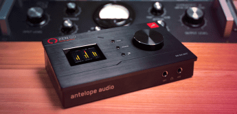 Test: Antelope Audio Zen Go Synergy Core, USB 2.0-Audiointerface