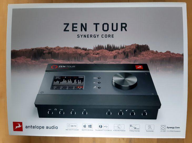 Antilope Zen Tour Synergy Core