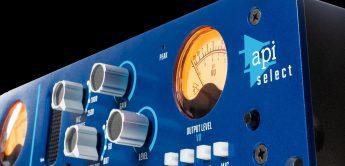 API Select: Preamp, EQ, Kompressor, Stomboxen zum günstigen Preis