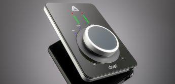 Apogee Duet 3, Duet Dock, neues USB-C-Audiointerface samt Docking Station