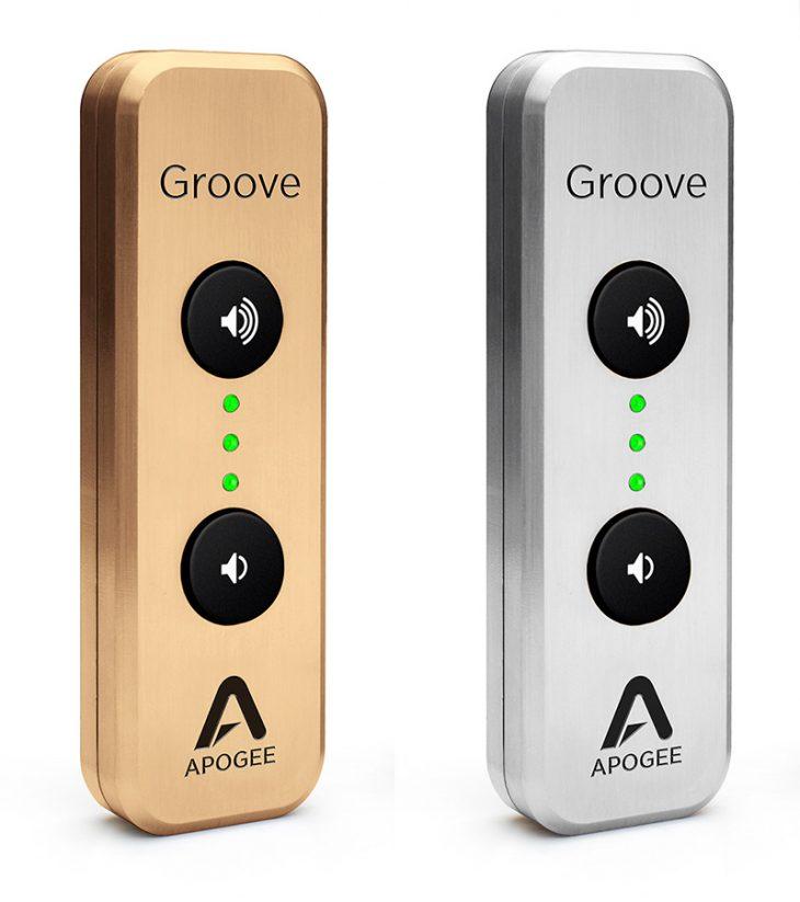 Apogee Groove Anniversary