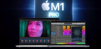 Apple MacBook Pro 14″ & 16″, M1 Pro & M1 Max, Herbst 2021