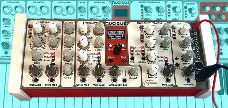 artisan nucleus synthesizer