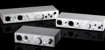 Arturia MiniFuse 1, MiniFuse 2, MiniFuse 4, USB-Audiointerfaces