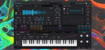 Arturia Pigments 3, Polychrome Software Synthesizer