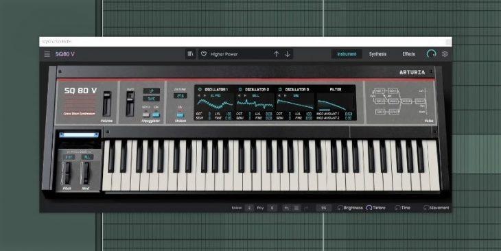 arturia sq80 v synthesizer plugin leak