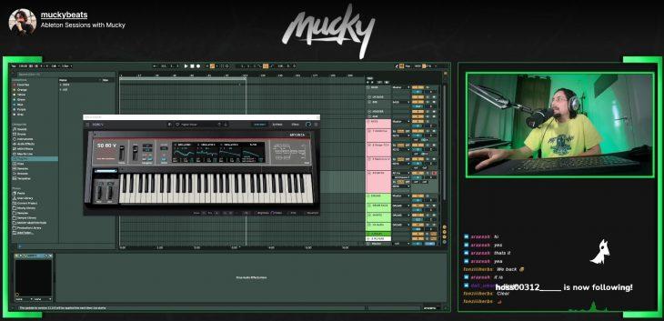 arturia sq80 v synthesizer plugin ableton