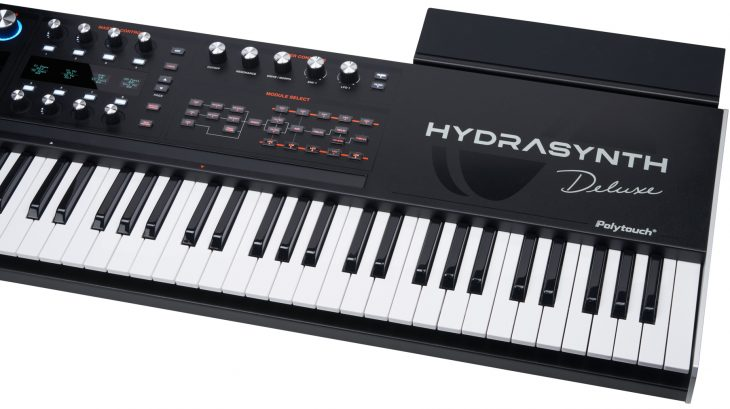 ASM Hydrasynth Deluxe Utility Self