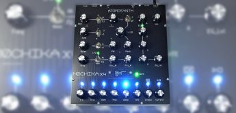 AtomoSynth Mochika X4, analoger Synthesizer mit Sequencer
