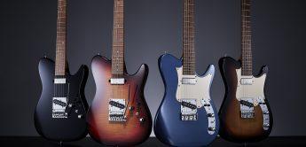 NAMM 2021: Ibanez präsentieren AZS Gitarren
