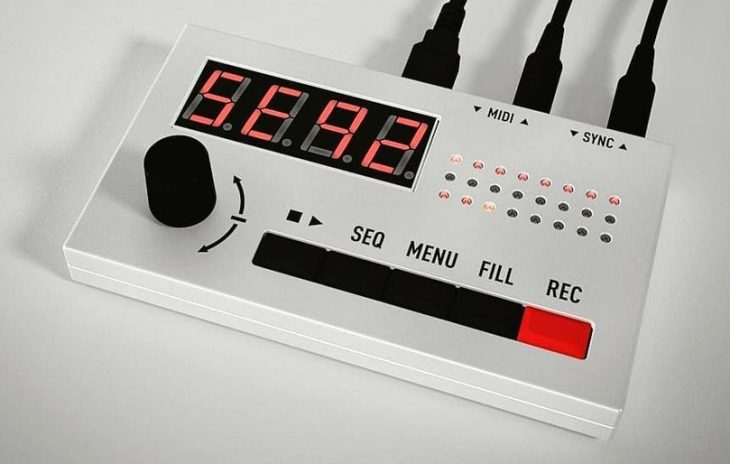 b & c audio mini.seq midi sequencer proto