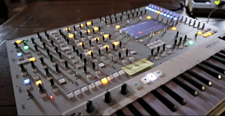 Baloran The Pool Synthesizer