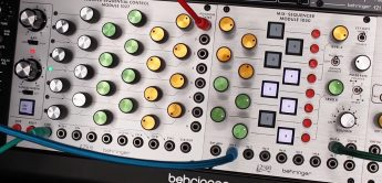 Behringer Mix-Sequencer Module 1050