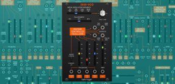 Behringer 2600-VCO, Eurorack-Oszillator nach ARP 2600