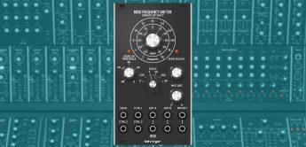 Behringer 1630 Bode Frequency Shifter, Eurorack-Modul