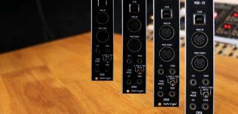 Behringer CM1A, USB/MIDI-CV/Gate-Interface für Eurorack