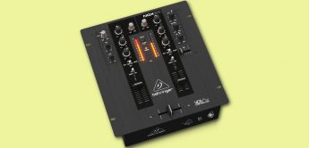 Test: Behringer NOX101 DJ-Mixer