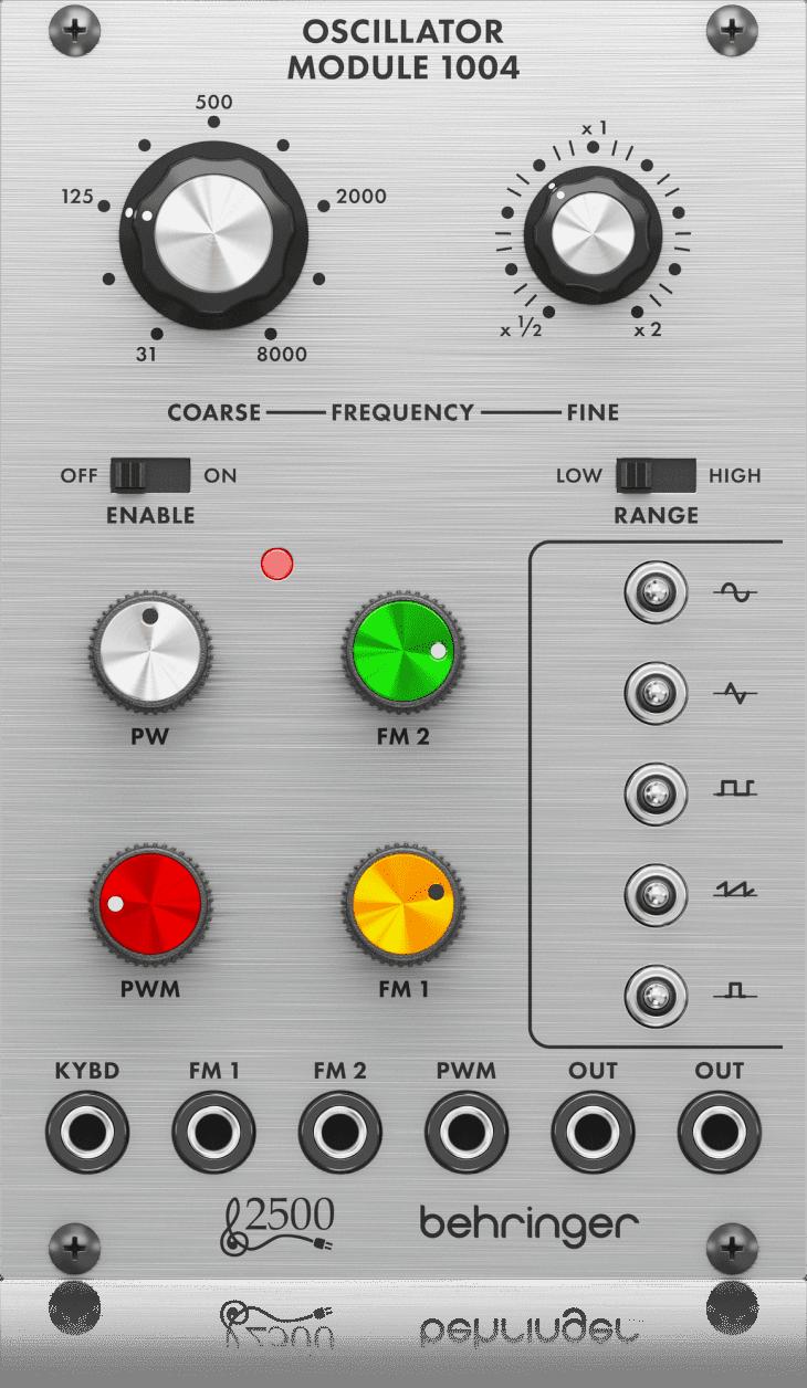 Behringer Oscillator 1004