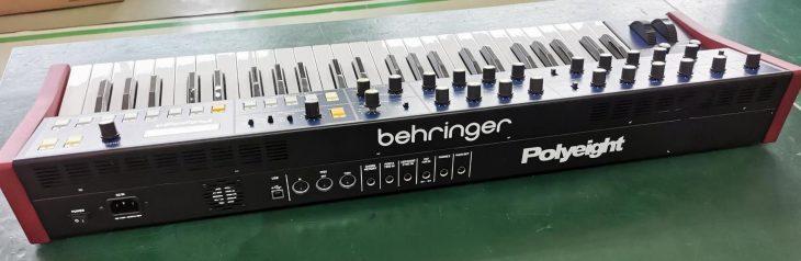 Behringer Polyeight, Prototyp eines Korg Polysix Klons
