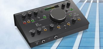 Behringer Studio L: Erweiterter Monitorcontroller fürs Tonstudio