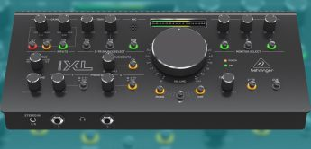 Behringer Studio XL, Monitor-Controller mit Midas Preamps