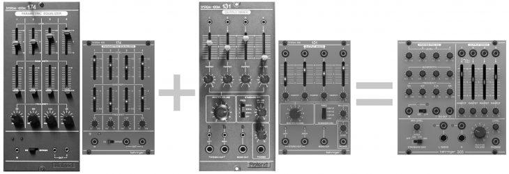 Userbild Metamorphose Vergleich mit Roland System 100 M