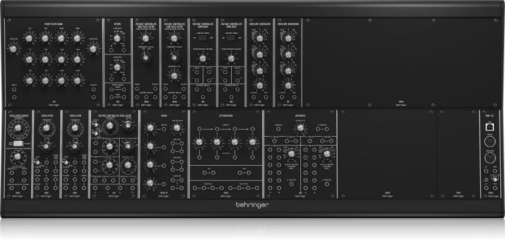 behringer system 15 eurorack modular