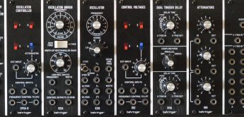 Test: Behringer System 35+, 961, 911A, CP3A-O… Eurorack