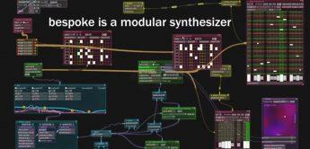 Bespoke, modularer Synthesizer & DAW