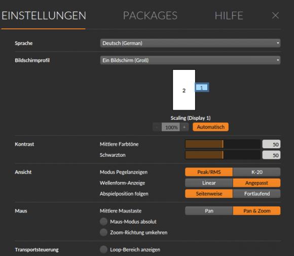 Bitwig Studio 4 - Man spricht Deutsch