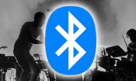 Wissen: Bluetooth und PA-Equipment, Bühne, Stage
