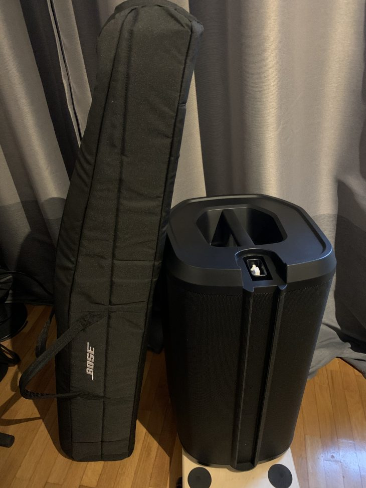 Test: BOSE L1 Pro 16 portables Line Array