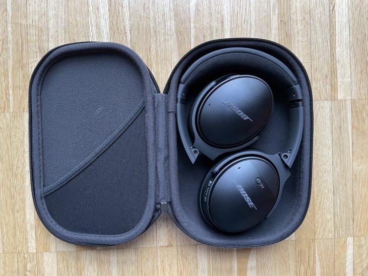 bose quiet comfort 35 II test