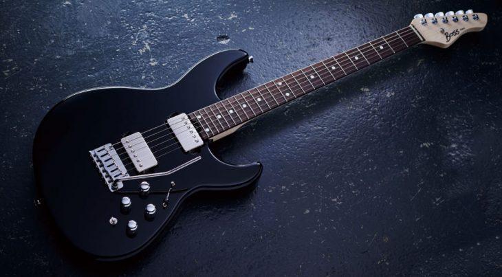 Boss Eurus GS-1 E-Gitarre Synthesizer