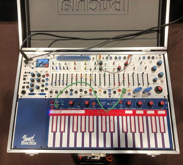 buchla music easel synthesizer usb