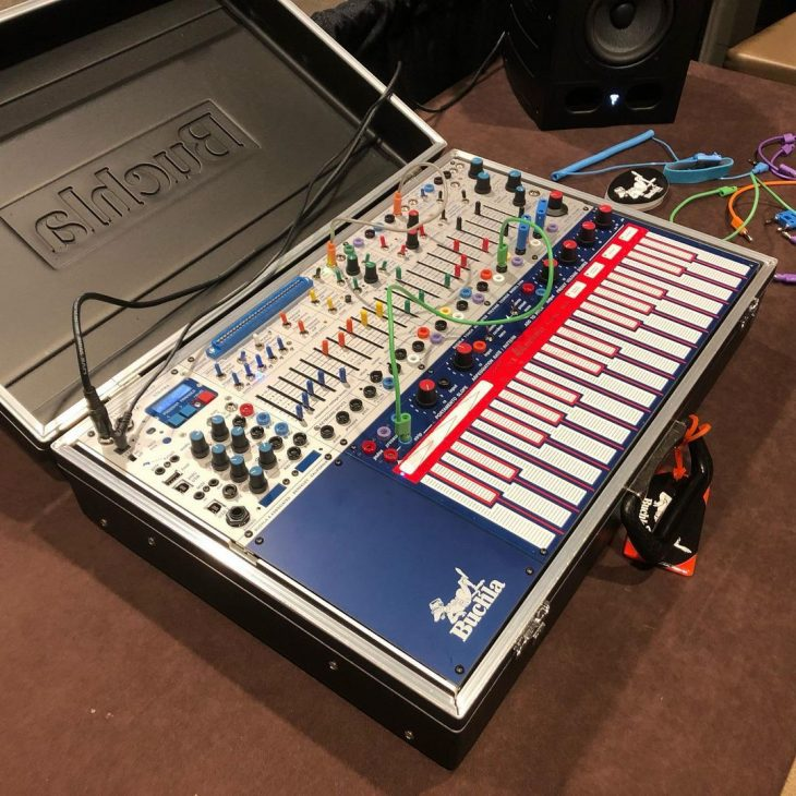 buchla music easel synthesizer usb angle