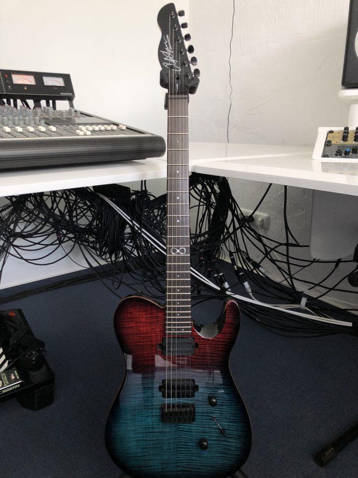 Chapman Guitars ML3 Modern Test