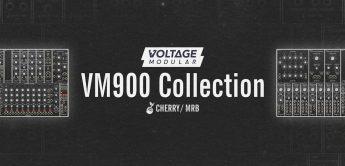 Cherry Audio / MRB VM900 Collection, Software-Modularsystem